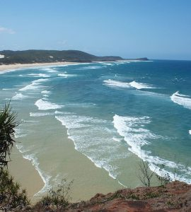 Queensland beach