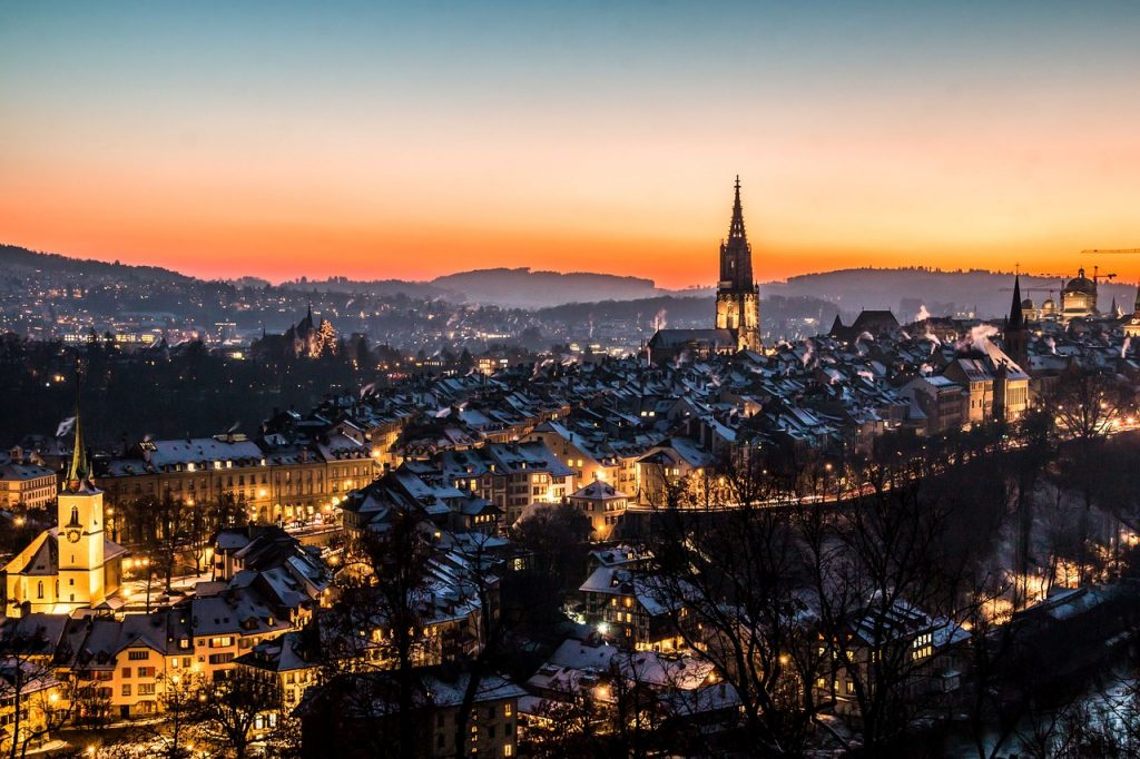 Bern in March