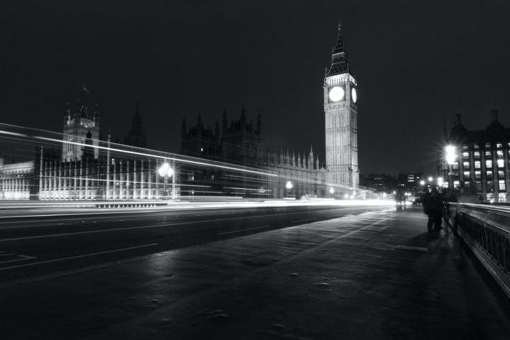 big ben in parliament building london