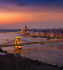 The Budapest Bridge