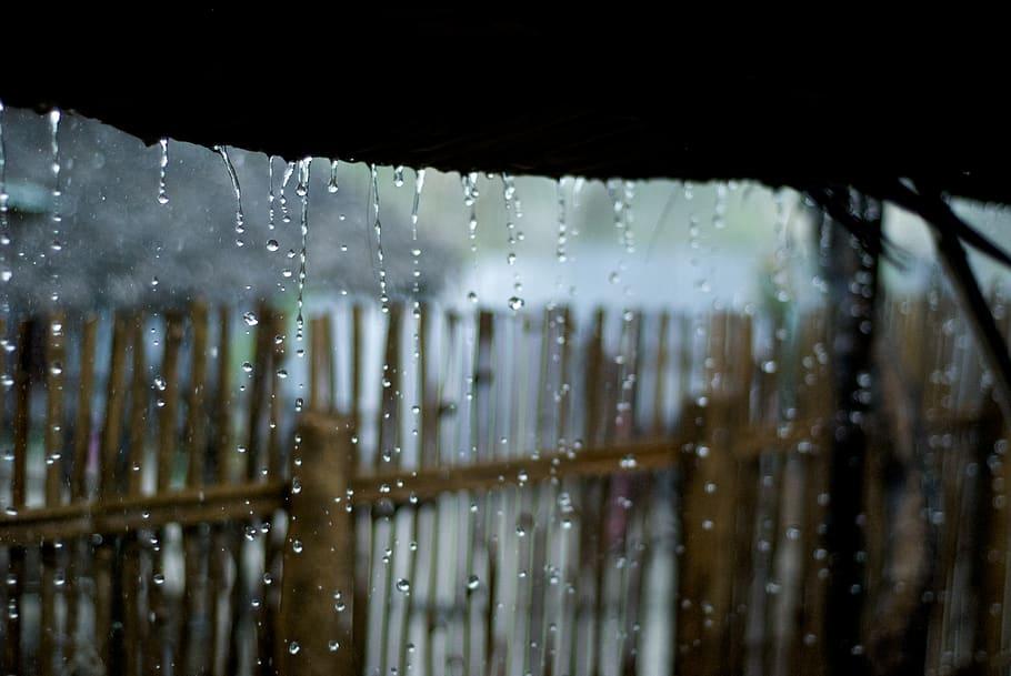 Rainfall in Malaysia