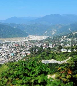 Bhutan's Chele la pass