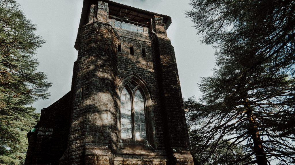 St John's Church in the wilderness one of best places to visit near Dharamshala