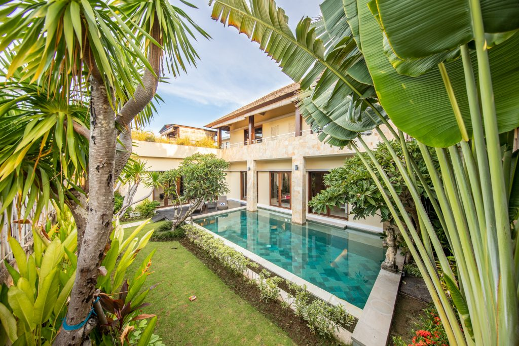 Private pool Villa in Bali