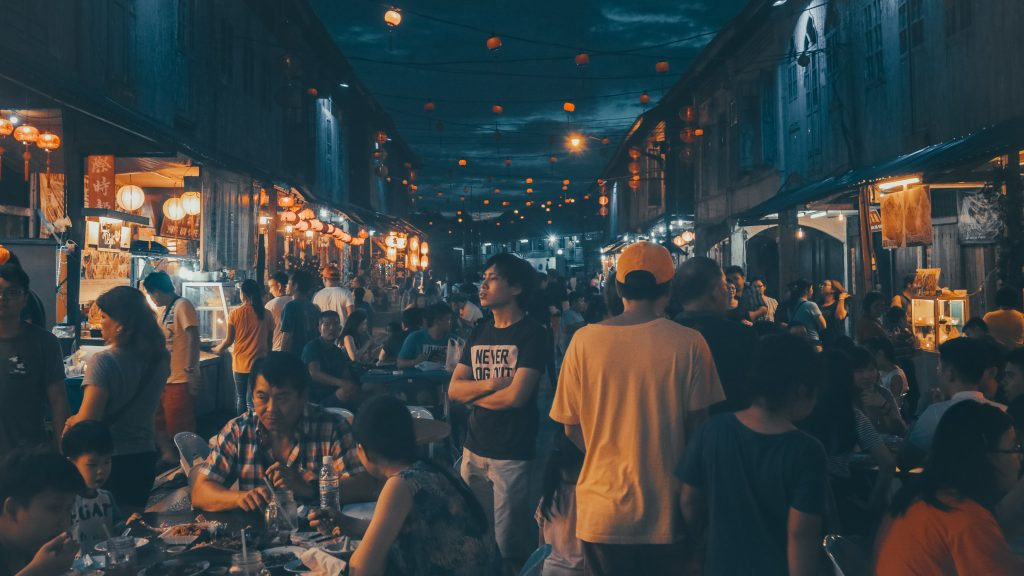 Alor street- Things to do in Kuala Lumpur