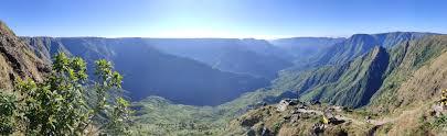 Laitlum Canyons Meghalaya