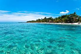 The picturesque Trou-aux-Biches beach in Triolet in Mauritius
