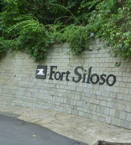 Fort Siloso in Singapore