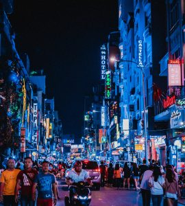 Vietnam nightlife