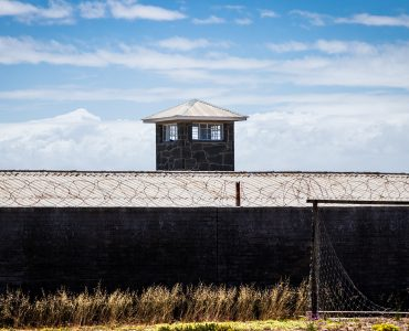 Robben Island in Caopetown