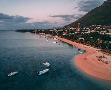 Coast of Mauritius
