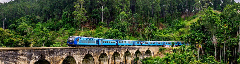 Srilanka Train