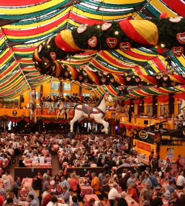 Oktoberfest German festival