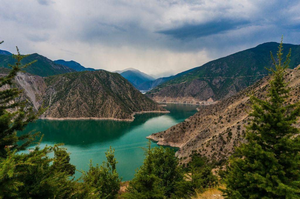 Lakes in Turkey