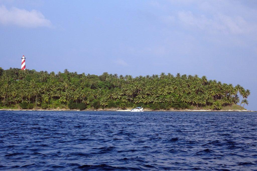 North Bay Island In Andaman, India