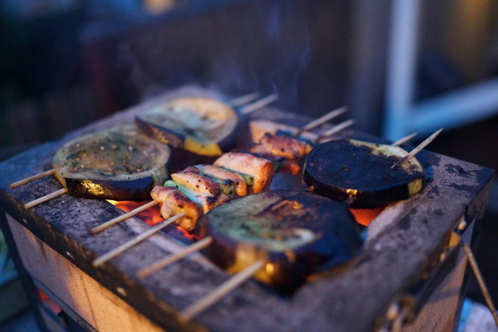 Grilled pork cambodia
