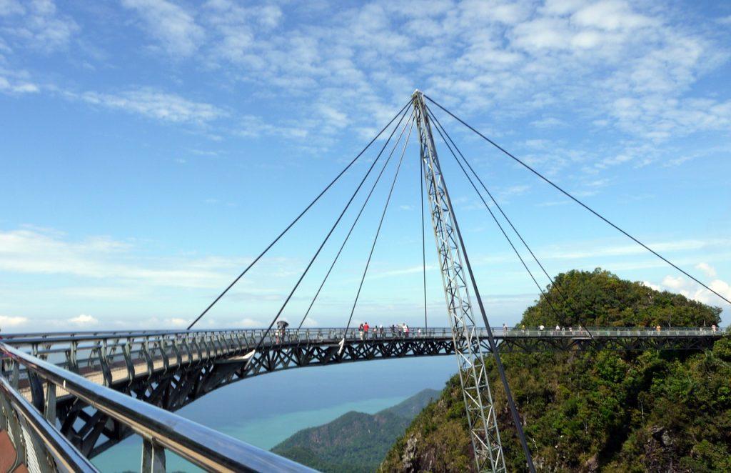 Langkawi Suspension Bridge