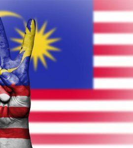 Malaysia Peace Hand Nation