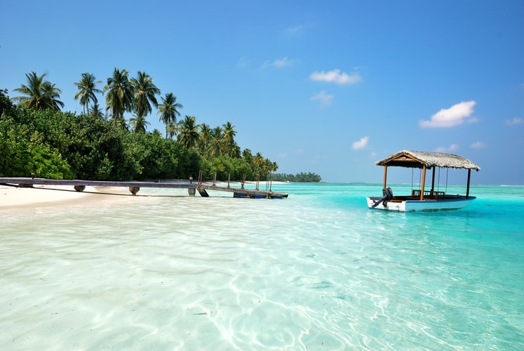 Beautiful Maldives Beaches