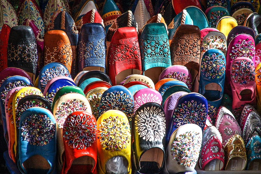 Textile Souk Dubai