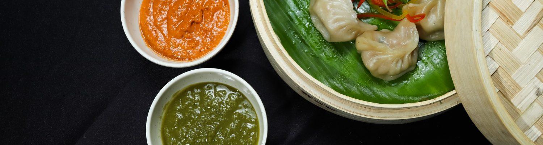 Momos, famous street food in Bhutan
