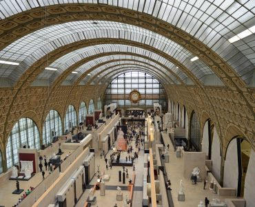 Musee D-Orsay museum