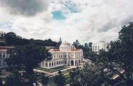 National Museum Drone view
