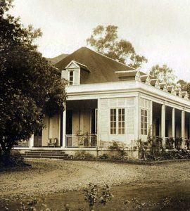 Old version of Eureka house