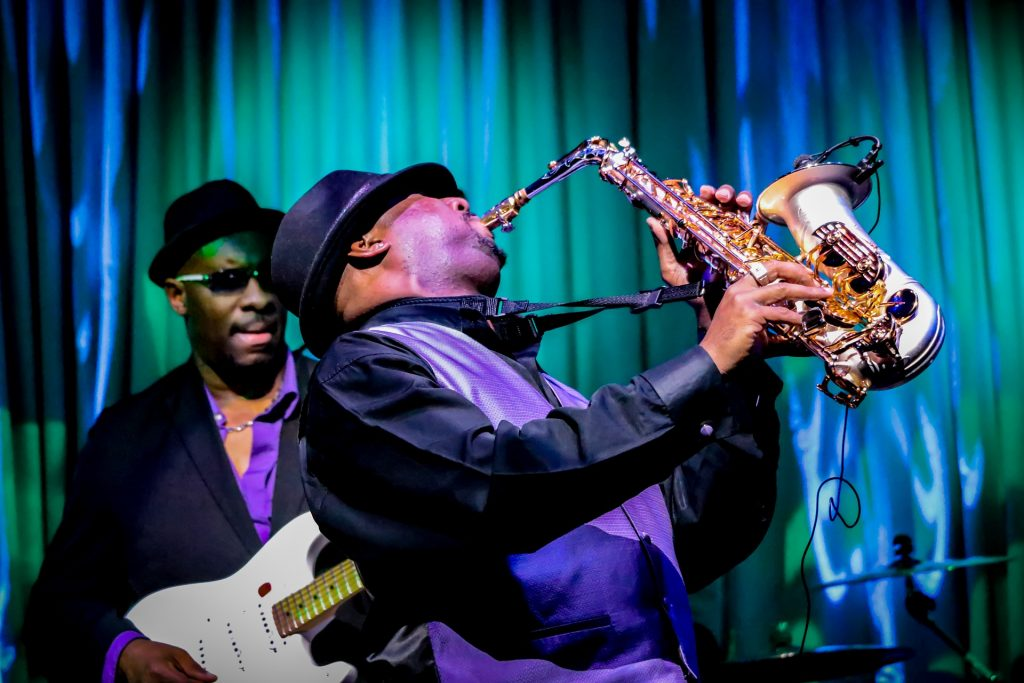 October Jazz Music in spain