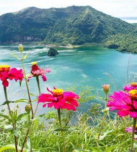 Phillippines lake