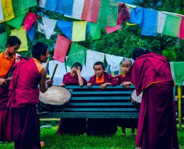 Locals of Sikkim