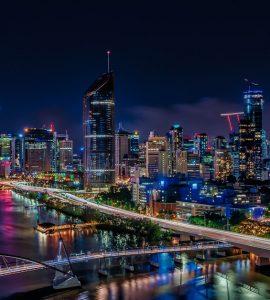 City of Brisbane in Australia