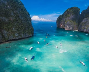 Maya Bay in Krabi