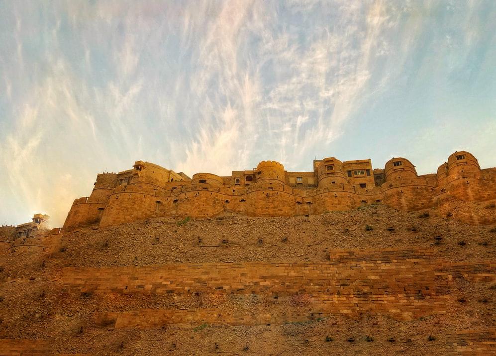 Jaisalmer Fort: Golden Fort
