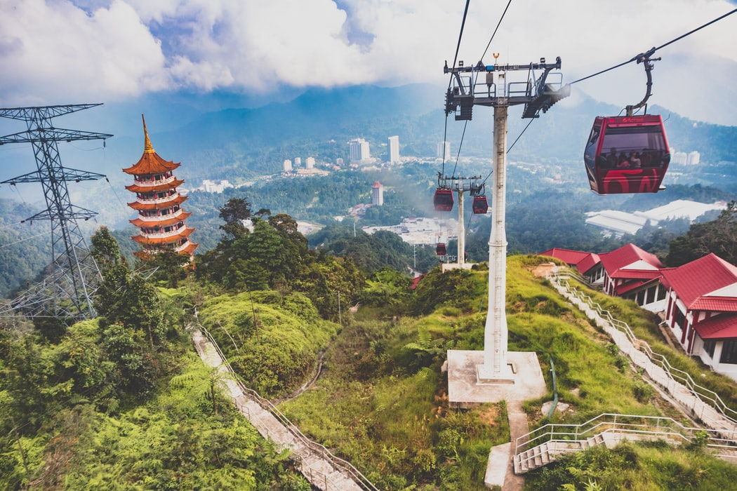 Genting Highland Theme Park Escape From The Bustling Kuala Lumpur