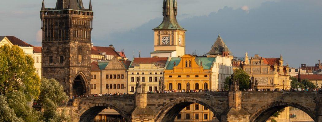 Chales Bridge in Prague