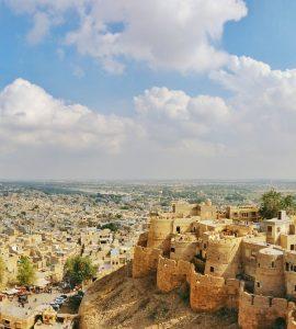 Jaiselmer fort in Rajasthan
