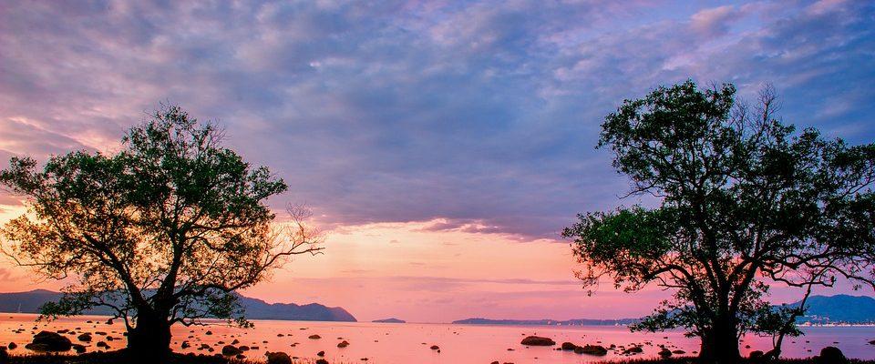 Sunrise at Phuket