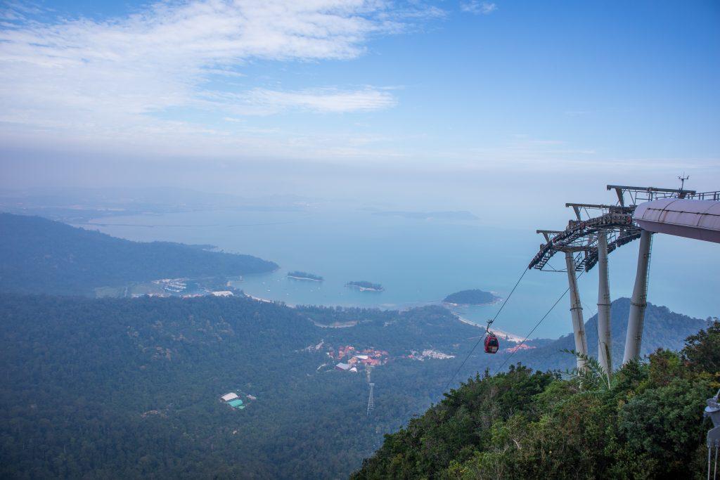 Langwaki, Malaysia in December