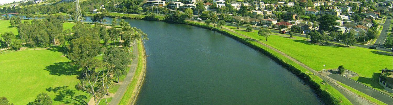 Rivers in Australia