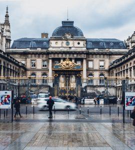 Palis de Justice , Paris
