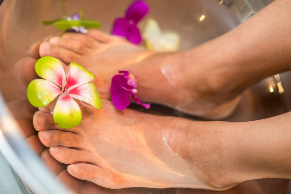 Spa session in Mauritius hotels