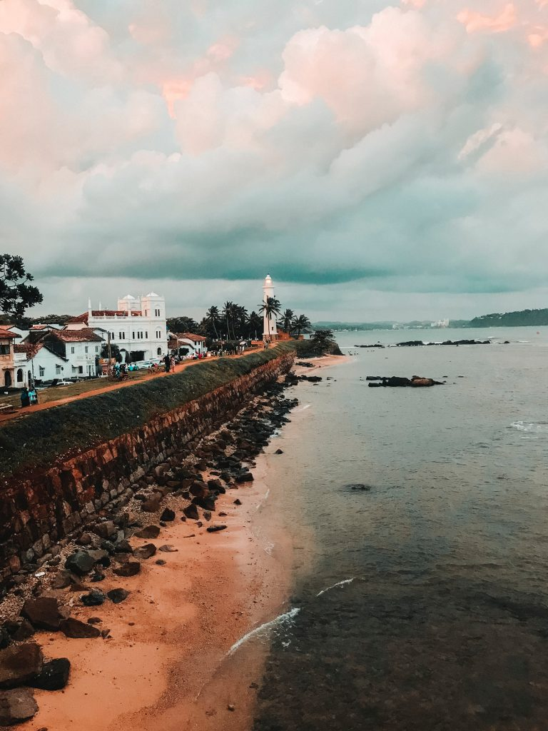 Galle fort (Places to visit in Galle)