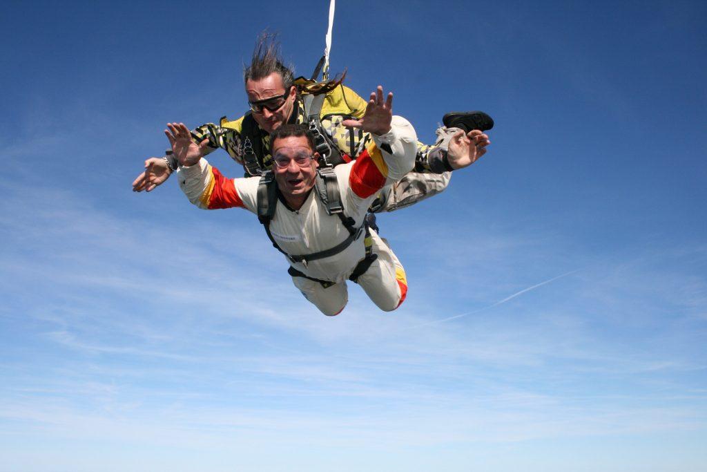 Skydive Krems in Austria