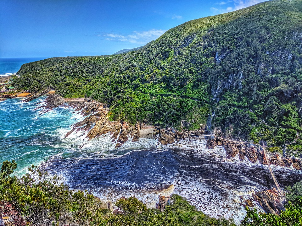 South Africa Storms River (Best Time to Visit South Africa)