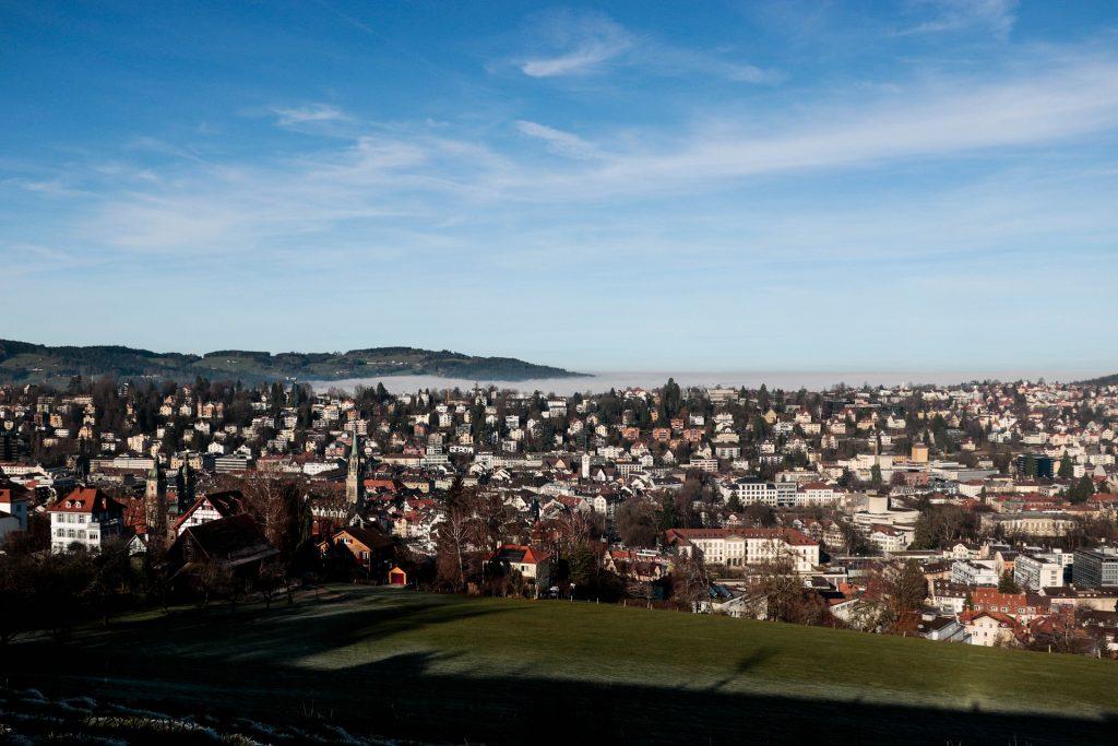 Town St.Gallen