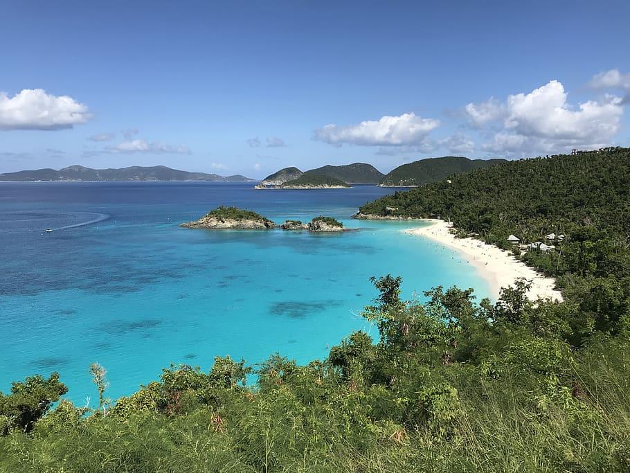 St. Johns Island Beach View