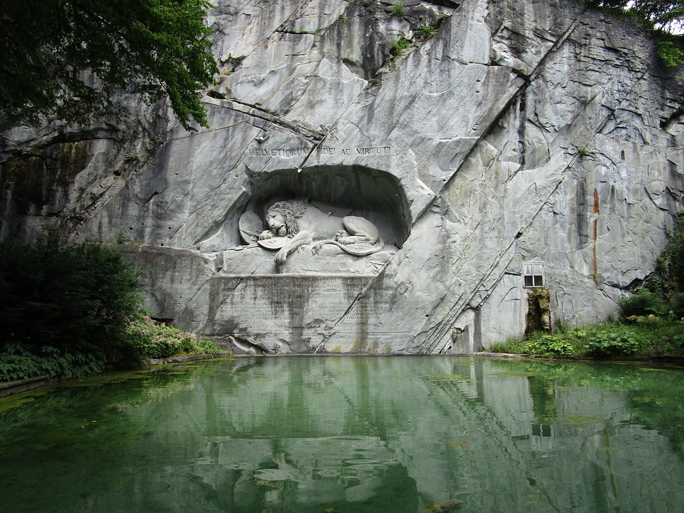 Lion Monument of Lucerne