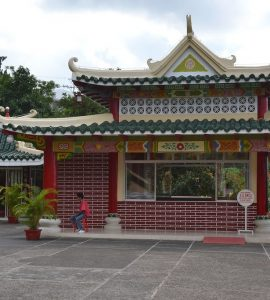 Taoist temple in Cebu, Philippines