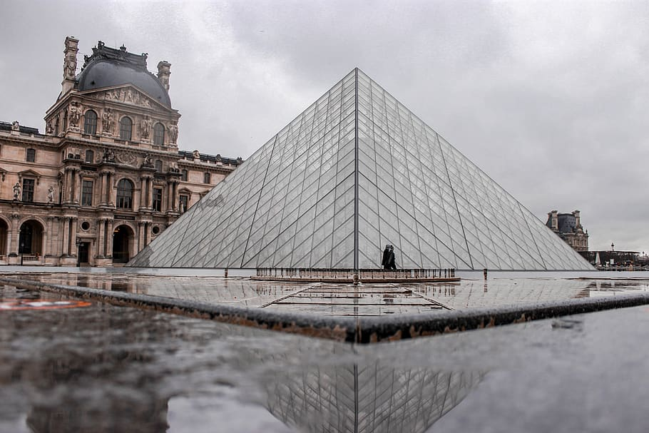 Louvre Museum with Virtual tour
